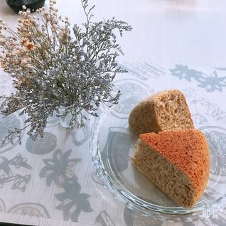炊飯器で作る紅茶ケーキ