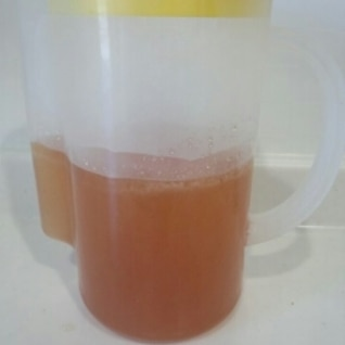 桃の酵素ドリンク