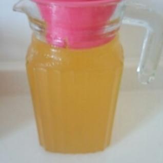 柑橘系の酵素ドリンク