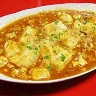 洋風マーボー豆腐