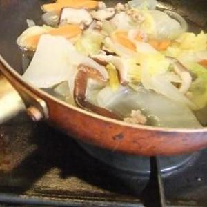 ☆白菜の簡単煮☆