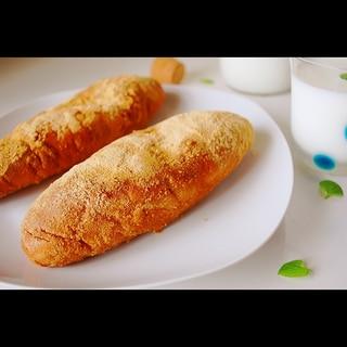 きなこ揚げパン
