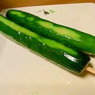 簡単♪夏に食べたい☆棒きゅうり☆