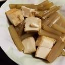 春の味 フキの炒め煮
