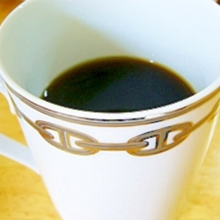 ホッとする♪優しい甘さのメープルシロップコーヒー