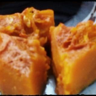 簡単☆ピリ辛が美味しい☆かぼちゃの煮付け