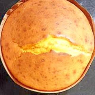 ホクホク、かぼちゃケーキ。