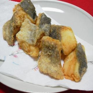 鱈のうま塩から揚げ