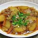 ヘルシオで簡単★大根とキャベツの煮物