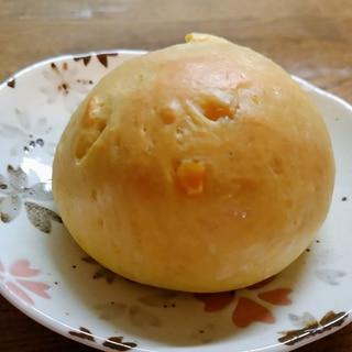1個分☆南瓜丸パン