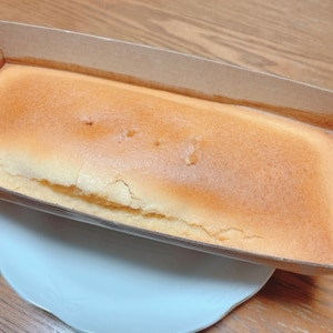 外サクッ♡中しっとり♡米粉パウンドケーキ