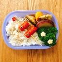 ☆今週のお弁当☆子どもの日の鯉のぼり弁当