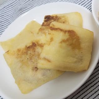 キムチ納豆イン油揚げ