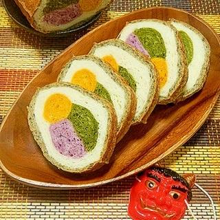 恵方巻きパン
