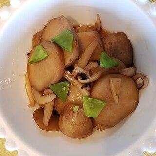 簡単!イカと里芋の煮付け