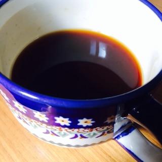 リキュールでキャラメルアーモンドコーヒー