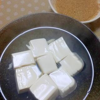 簡単付けダレでこんなに湯豆腐がおいしくなる!