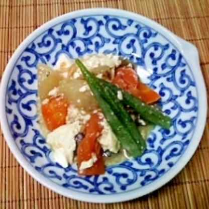 根菜をたっぷり、味噌けんちん