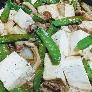 ダイエット中の肉豆腐