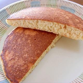 おからパウダーパンケーキ