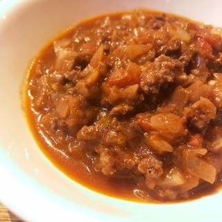 鹿肉のボロネーゼソース