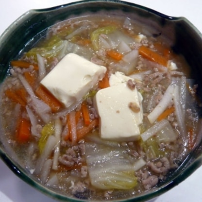 作ってみました。 生姜の風味がきいて、美味しかったです。 ありがとうございました。