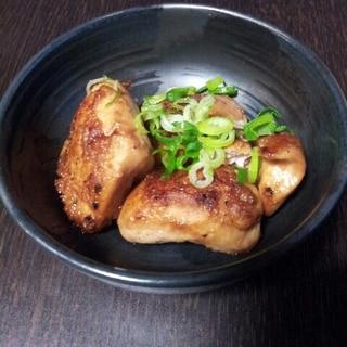 プリプリ♥鮭の白子ガーリックソテー♥