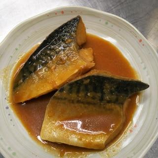 和食の定番 簡単 さばの味噌煮 合わせるだけ