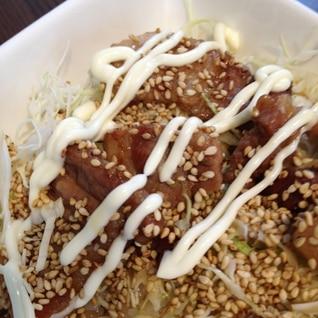藤沢 里のうどん風 豚バラ丼