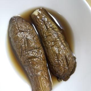 【ホットクック】めんつゆで簡単☆なすの煮浸し
