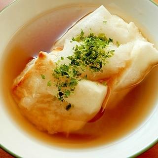 七草粥のアレンジ!?男の手料理風❤すずしろ雑煮♪