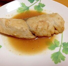 さわらの味噌煮