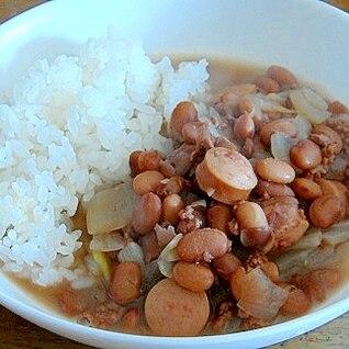 ブラジルの家庭料理☆フェイジョン