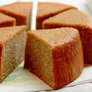 おとな味のバレンタイン 簡単マロンケーキ
