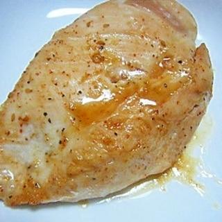まるごと!鶏むね肉の漬け込みオーブン焼き★