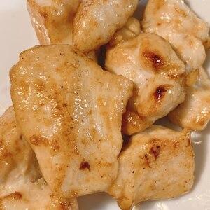 簡単節約!人気者♡鶏むね肉のハニーカレーマヨ
