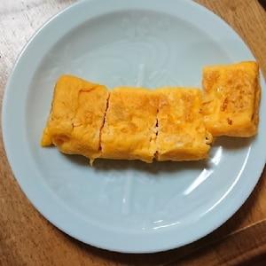 1・2歳向けの卵焼き♡