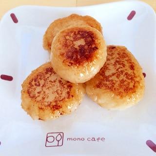 ☆子供と作る簡単おやつ☆カリッモチッご飯もち