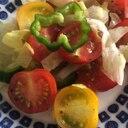 寿司酢で簡単☆ミニトマトのマリネ