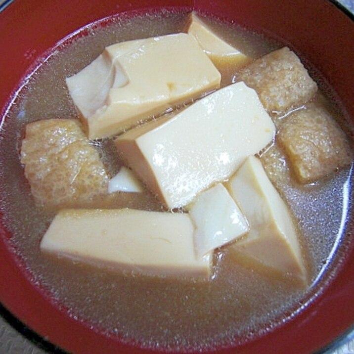 とうふラーメンスープ