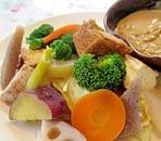 重ね蒸し☆温野菜