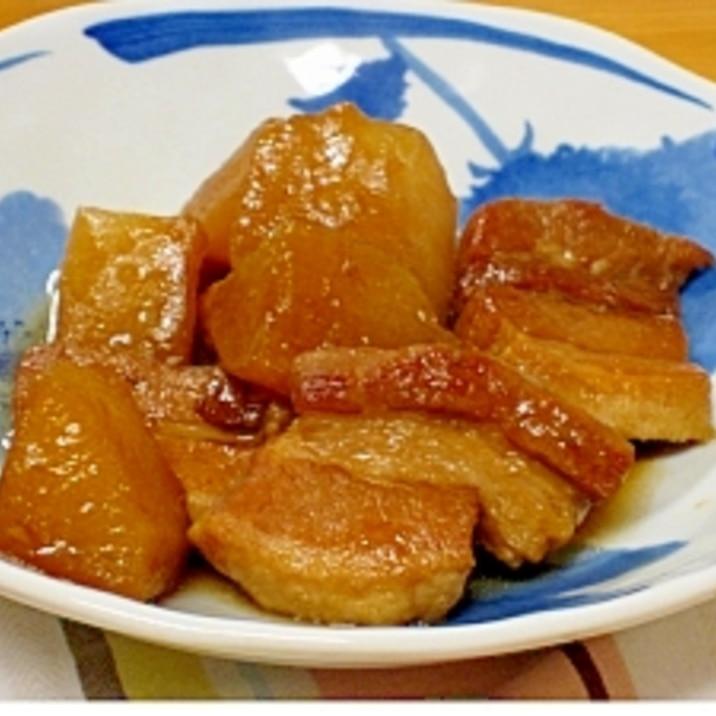 簡単!豚バラと大根の煮物