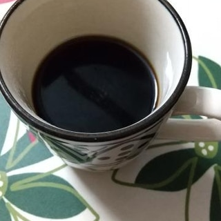 フレッシュハーブ香るコーヒー