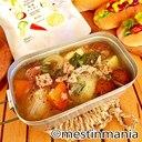 ツナと野菜の春雨スープ