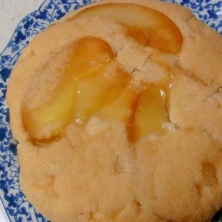 炊飯器!簡単アレルギー対応アップルケーキ