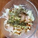 キャベツとがりのサラダ