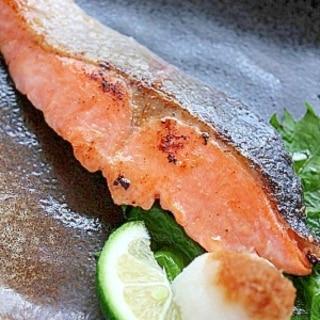 基本☆鮭の塩麹漬け~フライパン編~