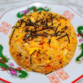 サムギョプサル風キムチ炒飯