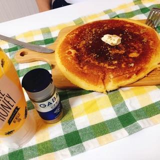 米粉シナモンパンケーキ