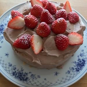絶対ふくらむ☆失敗なしの基本のスポンジケーキ